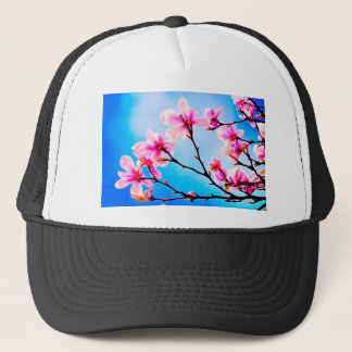Spring Tree Art Trucker Hat