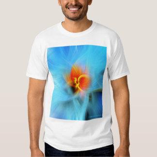 Spring Tree Bud SpinArt T-shirt