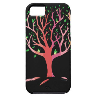 Spring Tree Case iPhone 5 Covers