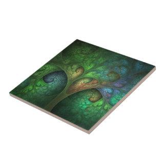 """""""Spring Tree"""" Ceramic Tile"""