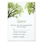 Spring Trees 2 - RSVP Card