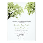 Spring Trees 2- Wedding Invitations at Zazzle