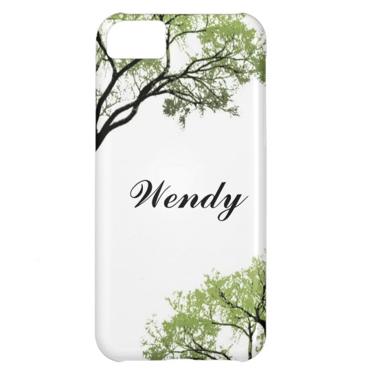 Spring Trees iPhone 5 Case