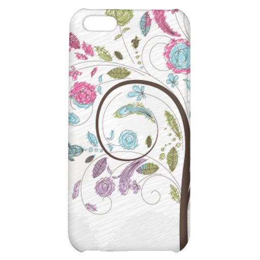 Spring Trees iPhone 5C Covers