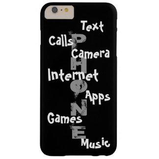Spring Trendy iPhone Case Black Colorblock Fun 15