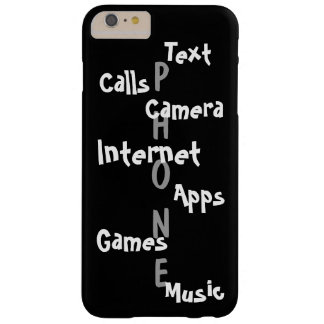 Spring Trendy iPhone Case Black Colorblock Fun 16
