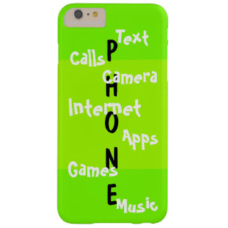 Spring Trendy iPhone Case Lime Colorblock Fun 19