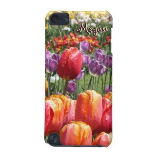 Spring Tulip Garden iPod Touch 5g Case