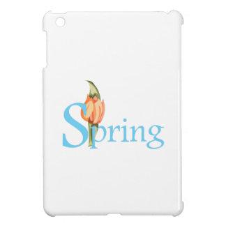 SPRING TULIP COVER FOR THE iPad MINI
