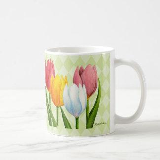 Spring Tulip Mug