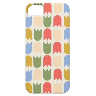 spring tulip on iphone 5 iPhone SE/5/5s case