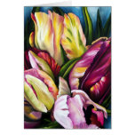 Spring Tulips Cards