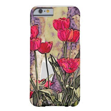 alburtonart Spring Tulips Case
