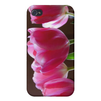 Spring Tulips iPhone 4/4S Cover