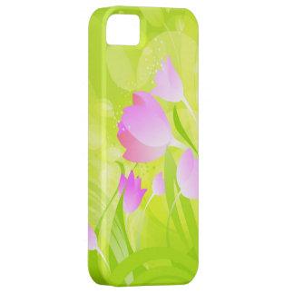 Spring Tulips iPhone 5 Case