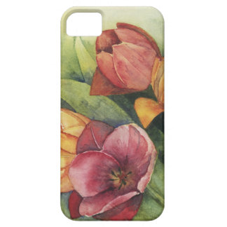 Spring tulips iPhone SE/5/5s case