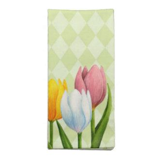 Spring Tulips MoJo Napkins