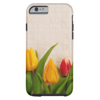 Spring Tulips Tough iPhone 6 Case