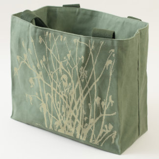 """""""Spring twigs"""", graphic art, life sketch Tote"""
