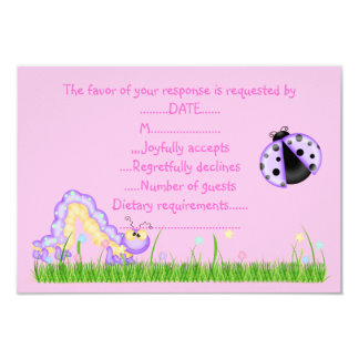 SPRING TWO RSVP CARD