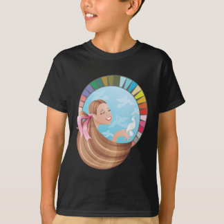 Spring type girl with palette T-Shirt