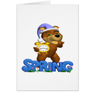 Spring Up 2 Card