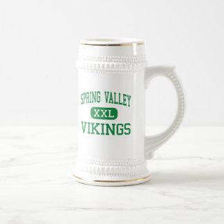 Spring Valley - Vikings - High - Columbia Beer Stein