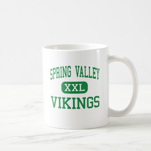 Spring Valley - Vikings - High - Columbia Classic White Coffee Mug