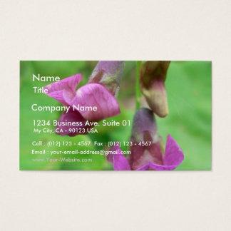 Spring Vetchling Business Card