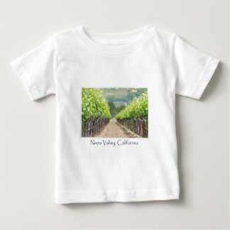 Spring Vineyard in Napa Valley California Baby T-Shirt