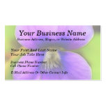 Spring Violet - Purple Power! Double-Sided Standard Business Cards (Pack Of 100)