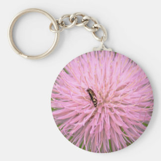 Spring Visitor keychain