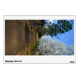 Spring Walk Wall Decal
