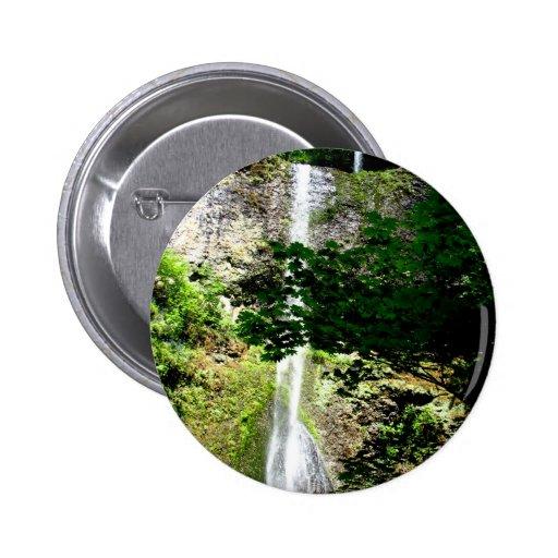 Spring Waters Pins