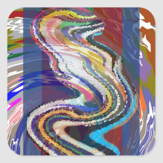 SPRING Wave Dance : Enjoy SHARE joy with friends G Stickers