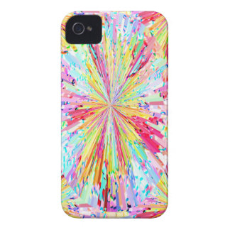 Spring Waves Celebrations iPhone 4 Cover