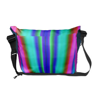 Spring Waves Celebrations Courier Bag