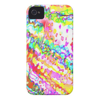 Spring Waves Celebrations iPhone 4 Case-Mate Case