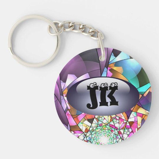 Spring weather Key Chain