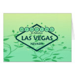 SPRING WEDDING In Fabulous Las Vegas Card