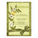 "Spring Wedding Suite 5"" X 7"" Invitation Card"