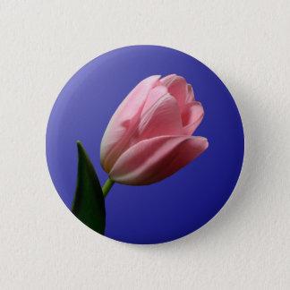 Spring Wedding Tulip Button