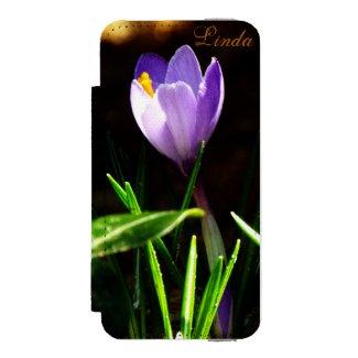 Spring White Incipio iPhone 5/5s Wallet Case, Incipio Watson™ iPhone 5 Wallet Case