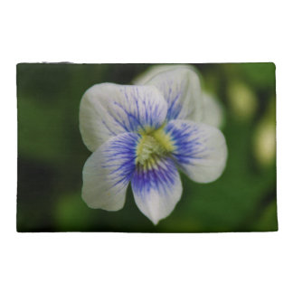 Spring Wildflower Travel Accessory Bag