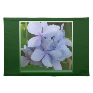 spring wildflower place mat