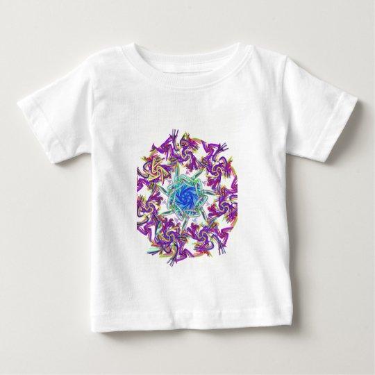 spring wreath 4 baby T-Shirt