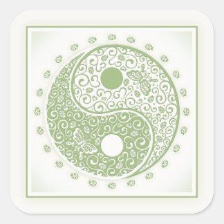 Spring Yang Square Sticker