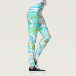 Leggings with Mickey & Friends Trick-or-Treat for Halloween design