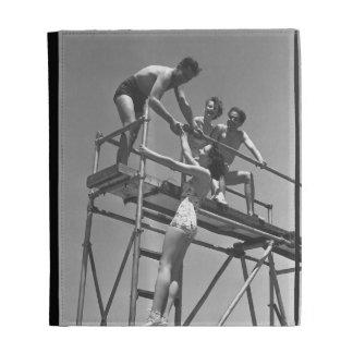 Springboard iPad Folio Covers