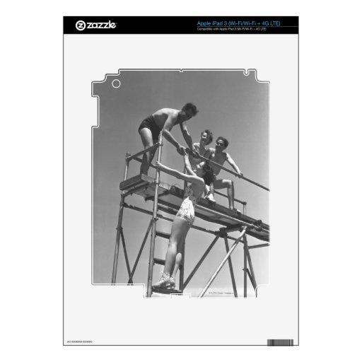Springboard iPad 3 Skin